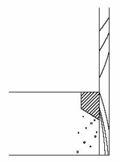 Photo of What is the function of rebate in a typical construction joint?