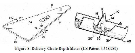 Photo of Delivery-Chute Depth Meter