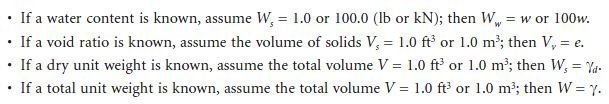 Photo of Weight–Volume Problems Involving Only Relationships