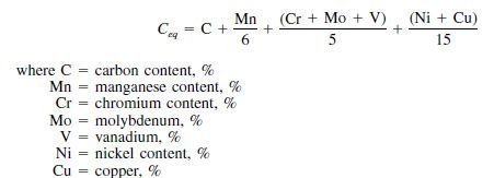 Photo of Effects of Chemistry on Steel Properties